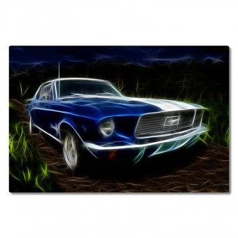Canvastaulu ford mustang