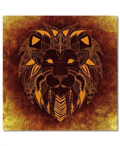 leijona canvastaulu